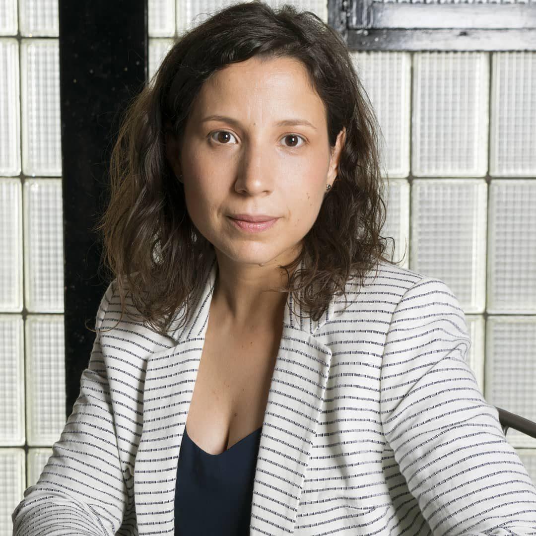 Cristina Bécares, abogada.